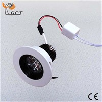 2.5inch 3w led ceiling down light