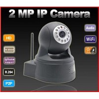 2 Megapixel WiFi IP Home Camera