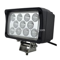 33W 11LEDs Jeep SUV Truck ATV and Offroad  LED work light