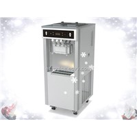3 Phase Soft Serve Ice Cream Machines 50 Liters / Hour