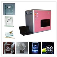 3d crystal laser inner machine