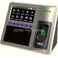 4.3 Inch TFT Facial Recognitoin and Fingerprint Access Control