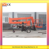 8m Lift Height Hydraulic Ladder Lift
