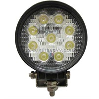 9-32v Truck LED Work Lamp, IP68 Cree LED Work Light for Tractors