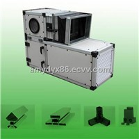 Air handling unit aluminum profile