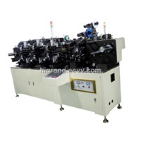 Automatic Welding & Cutting Machine for Sliced Anode &Cathode of LIB