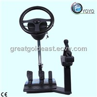 Automotive Mini Driving Learning Simulator Use With Connect Personal Computer