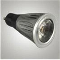 COB LED spotlight  High CRI 85 AC110/220V 7W GU10 SHARP 420-460lm 38, 60 degree 2 years warranty