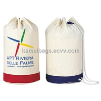 Canvas Drawstring Bags(KM-CAB0002), Canvas Bags, Canvas Backpack, Canvas Laundry Bags