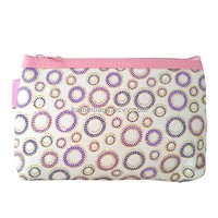 Canvas Toiletry Bags (KM-COB0020), Make up Bags, Cosmetic Bags, Canvas Zipper Bags