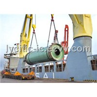 Cement Tube Mill Installation
