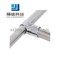 Chrome Plated Metal Pipe Rack Joint(H-1)