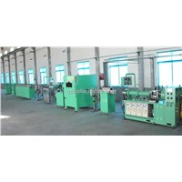 Cold feed rubber extruder/rubber hose/profile production line/rubber extruder machine