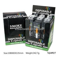 Color Box/Blister Card Packaging Disposable Electronc Cigarette
