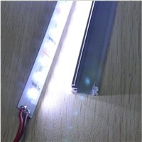 Cool White & Warm White LED 5630 Bar Strip Lights With U&V Type Aluminum Alloy / LED Lighting