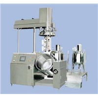 Cream Vacuum Emulsification Blender (ZRJ)