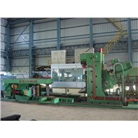 D53K-3500 Radial-axial CNC Metal Hot Forging Ring Rolling Mill