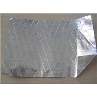 ROOFING FOIL / Double Sided Foil Scrim Kraft