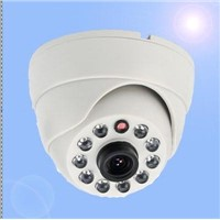 Economical Infrared CCD Dome Camera