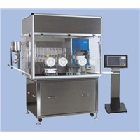 Filling and Plugging Machine for Pre-Sterilized Syringes