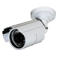 Fixed Lens Weatherproof IR CCTV Camera