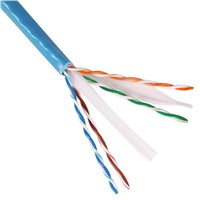Fluke test passed UTP/FTP/SFTP Cat5e/Cat 6 Cable networking cable