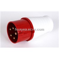 HF-025 Industrial plug and socket 32A 3P+e+n 380-415V
