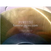 HSS TiN Saw Blade