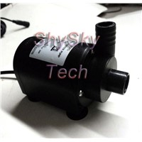 JT680 Heavy Duty 6-24Vdc Micro DC Submersible Pump Max Head 8m Low Noise ultra-quiet Waterproof