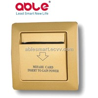 Key card switch 15~30 seconds Delay Off