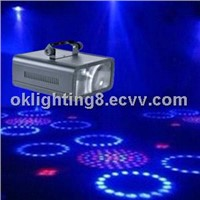 LED 8-Star Blooming Light/LED effect light/LED stage lighting
