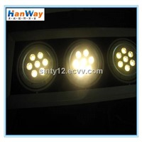 LED Grille Ceiling Light  indoor use