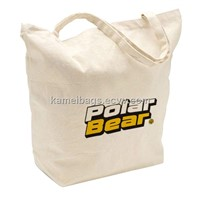 Large Canvas Tote Bags (KM-CAB0015), Canvas/Cotton Bag, Shopping Tote Bags, Reusable Bags