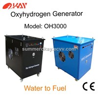 Large Flux Oxyhydrogen Generators OH3000