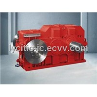 Large Ratio Gearbox For Heavy Mining Equipment