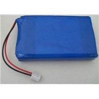 Lithium battery for electric product with LED display 3.7V1100mAh PL035570