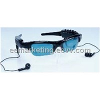 MP3 Bluetooth and FM Function Sunglasses HD DV camera