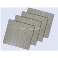 Melamine boards oak film paper