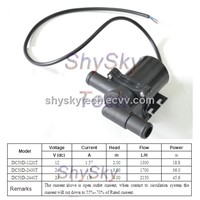 Micro Brushless DC Water Pump DC50D-T Series For Various Vehicle/ Motor/ Equipment Water Cooling