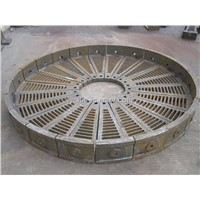 Mill Sieve Plate