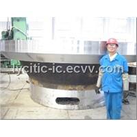 Mining Machinery Steel Spare Part Made by Casting