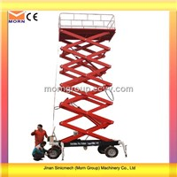 Mobile Hydraulic Lift System