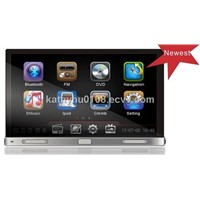 NEW 7 inch HD LCD touch screen universal car DVD GPS with radio, RDS, iPod, bluetooth, SD, USB,etc