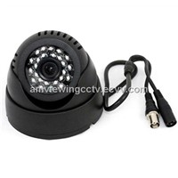 Night Vision Integrated Dome CCTV Camera, External Tf Card, Motion Detection