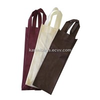 Non-Woven Wine Bag(Km-Wnb0053), Non-Woven Bag, Gift Bag, Promotion Packing Bag
