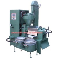 Oil pressers (oil expeller, oil mill)