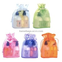 Organza Bag (Km-Orb0052), Gift Bag/Pouch, Gift Packing Bag, Promotion Bag, Drawstring Bag