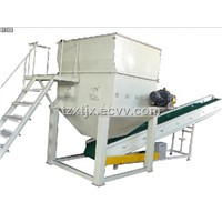 PET bale opener machine