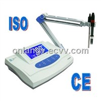PHS-3CB,PHS-3CU benchtop table PH meter tester