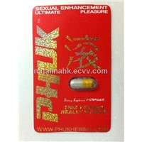 PHUK #1 Male Sex Sexual Enhancement Pill 1pill Red Pack